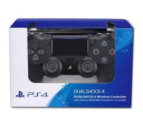 SONY PS4 DUALSHOCK 4 V2 GAMEPAD YENİ NESİL KOL - SİYAH